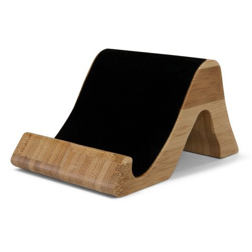 BoxWave Nokia Lumia 925 Bamboo Stand Premium Bamboo Real Wood Stand for your Nokia Lumia 925 [並行輸入品]   B07558MFGZ
