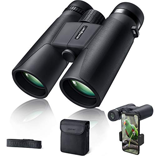 Binoculars for Adults 10x42 BAK-4 Roof Prism FMC Lens