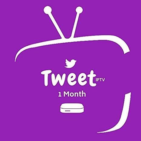 Premium IPTV Tweet ( 30 Days Support )