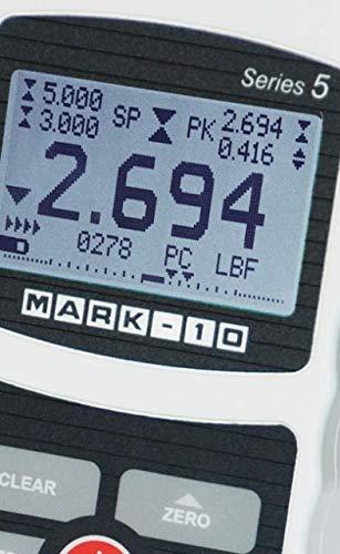 2.5 kN Series 5 Advanced Digital Force Gauge Mark-10 M5-500
