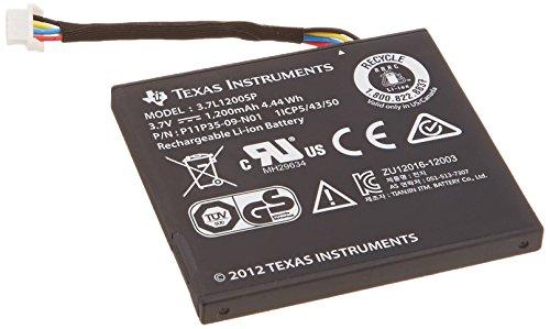 Price comparison product image 1300mAh 3.7L1060SP Battery TEXAS INSTRUMENTS TI-Nspire CX, TI-Nspire CX CAS Graphing Calculator