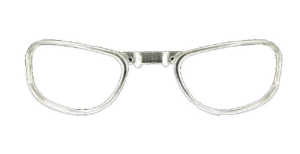 f1aa121a1afd Amazon.com: TR90 Frame Insert Clip-on Prescription Clip for Jawbreaker:  Clothing