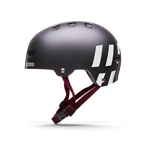 Destroyer EVA Helmet (Black/White/Red, Small/Medium)