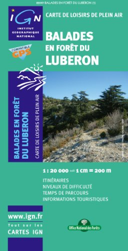 Luberon Balades en Foret (French Edition)