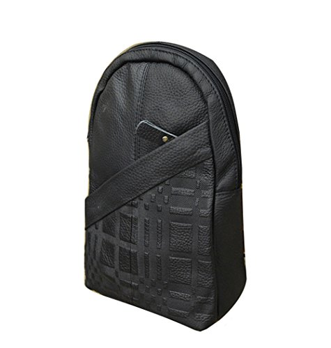Genda 2Archer Bolso de Hombro del Bolso del Cruz-Cuerpo de la Actividad al Aire Libre de los Hombres (19cm * 7cm * 30cm)