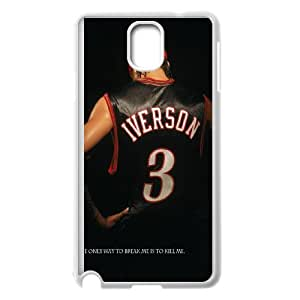 Best Phone case At MengHaiXin Store Onshop Custom Allen Iverson Pattern Phone Case Laser Technology Pattern 94 For Samsung Galaxy NOTE4 Case Cover