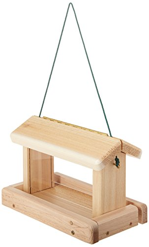 Bird Choice Hopper Feeder Kit-Unassembled