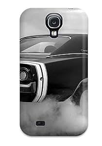 Hot Design Premium CCgwlWv6045UdrKE Tpu Case Cover Galaxy S4 Protection Case(vehicles Car)