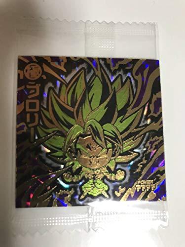 ドラゴンボール 超戦士シール ウエハース Z アルティメットバトル 究極ゴッド カード ブロリー & 孫悟空 組み合わせ