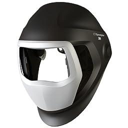 3M Speedglas Helmet 9100, Welding Safety 06-0300-52SW, with SideWindows (headband not included)