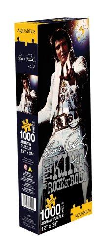 Aquarius Elvis The King Slim 1000 Pc Jigsaw Puzzle
