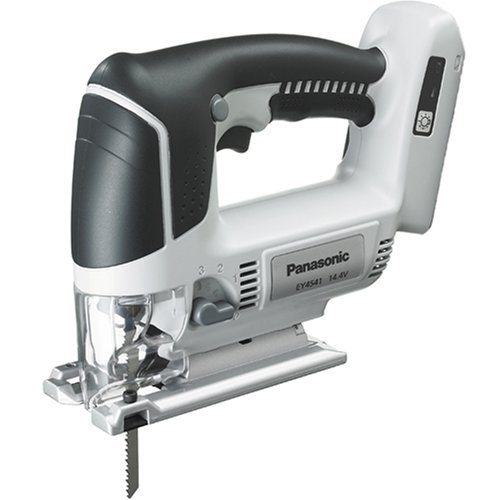 Bare-Tool Panasonic EY4541X 14.4-Volt Li-ion Jigsaw (Tool Only, No Battery) (Li Ion Jigsaw)