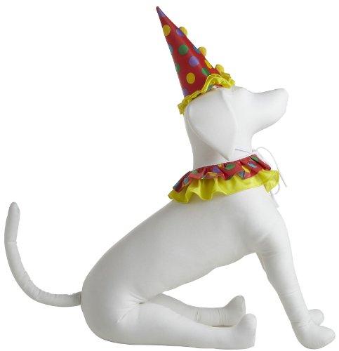 Rubies Clown Pet Costume, My Pet Supplies