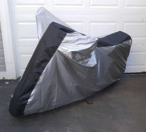Small Motorcycle Cover - 5