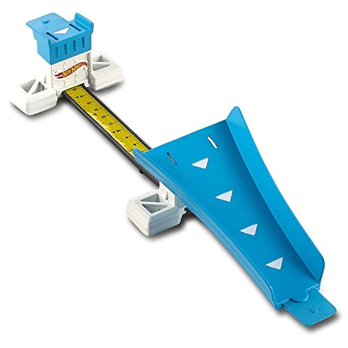Hot Wheels Track Builder Jump Ramp and Measured Landing Accessory (C)