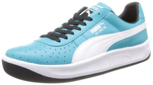 - PUMA GV Special Classic Leather Sneaker,Bluebird/White,11 D(M) US