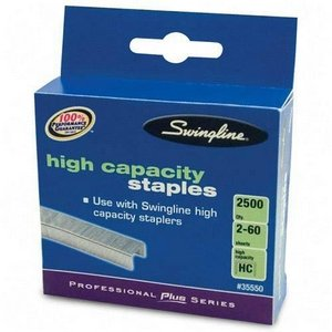 Swingline Inc Acco Brands - SWI35550 - Swingline 3/8 Heavy-duty Staples
