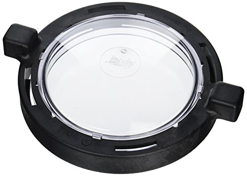 (Zodiac R0555300 Pot Lid with Clamp Ring Replacement for Select Zodiac Jandy JHP Series Pump)