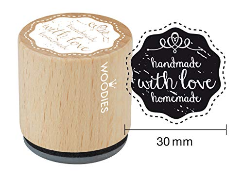 - WOODIES Love Themed Stamp