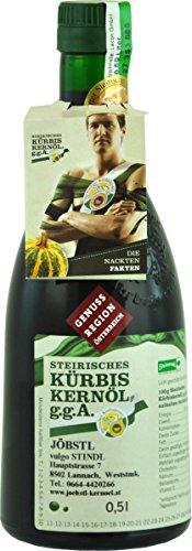 100% natürliches, echtes Steirisches Kürbiskernöl g.g.A. 1,0 Liter