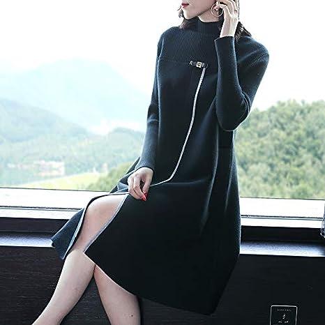 ALMAOSH Suéter para Mujer Chaqueta Estilo Nuevo Suéter sobre la ...