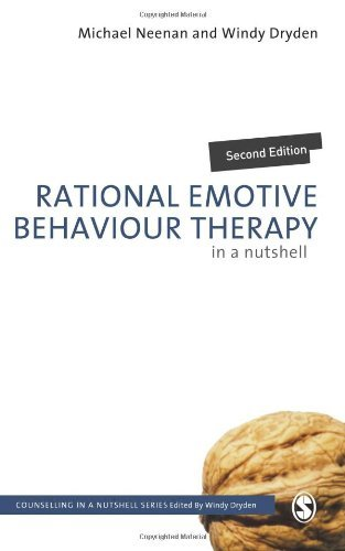 Rational Emotive Behaviour Therapy in a Nutshell (Counselling in a Nutshell) by Michael Neenan (14-Dec-2010) Paperback (Rational Emotive Behaviour Therapy In A Nutshell)