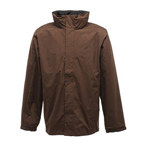 Regatta Otter Brown Mesh Mens Jacket Shell Waterproof Ardmore Black Lined rTr8qg
