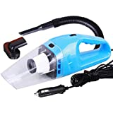 CARCARE Car Vacuum Cleaner 120W 12V Portable Wet & Dry Auto Vehicle Mini Handheld Vacuum Dirt Cleaner