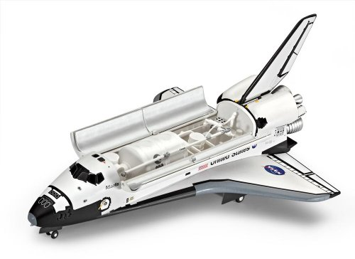 Revell Germany Space Shuttle Atlantis Model Kit (Space Shuttle Model compare prices)