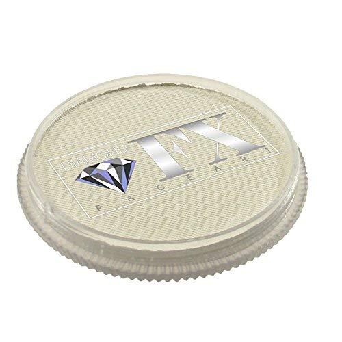 Diamond FX White 30 gm Face Paint ()