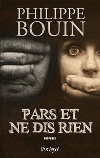 Book's Cover ofPars et ne dis rien