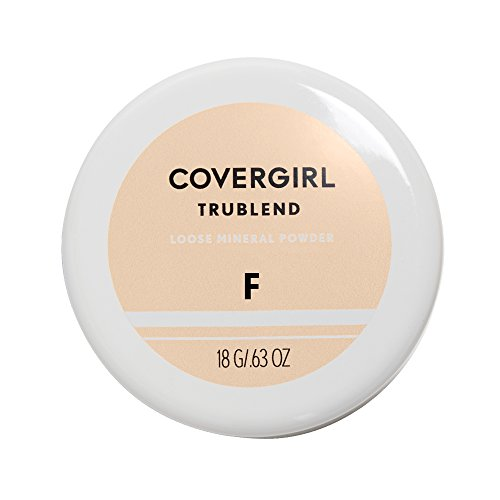 COVERGIRL TRUblend Mineral Loose Powder Translucent Fair .63 oz (Packaging may vary)