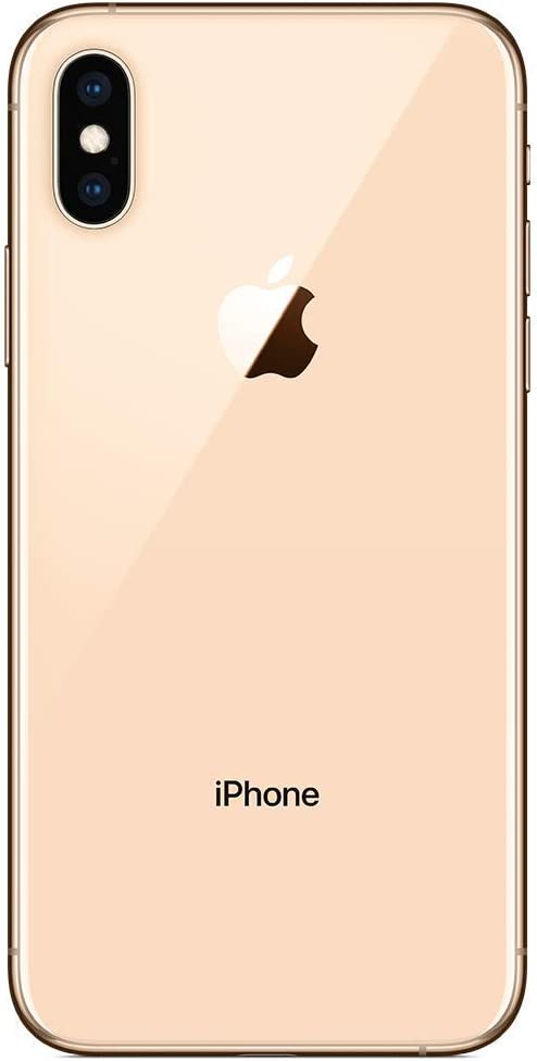 Apple iPhone XS, 256GB, Gold - For T-Mobile (Renewed)