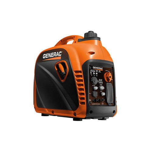 Generac 7117 GP2200i 2200 Watt Portable Inverter Generator (Large Image)