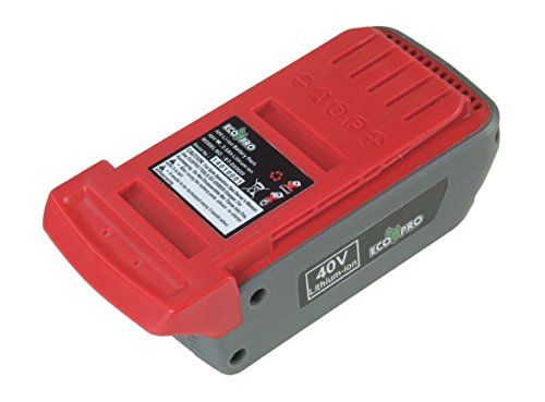 EcoPro Tools BT-DX0020 Transformer Series Battery Pack, 40V by EcoPro Tools