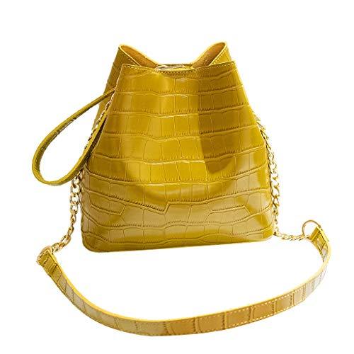 Kangma Handbag Small Square Tote Portable Versatile PU Leather Messenger Bag Buckle And Mini Canvas Bags