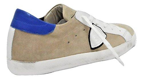 Philippe Model Meester Sneaker Beige Beige Uomo44