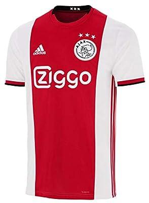 adidas Men's Soccer Ajax Home Jersey