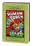 img - for Marvel Master Works Golden Age Human Torch HC Vol 03 book / textbook / text book