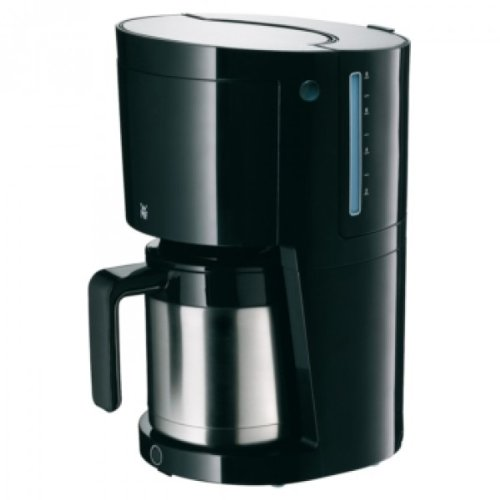 WMF 10 Cafetera, Color Negro/Acero Inoxidable: Amazon.es: Hogar
