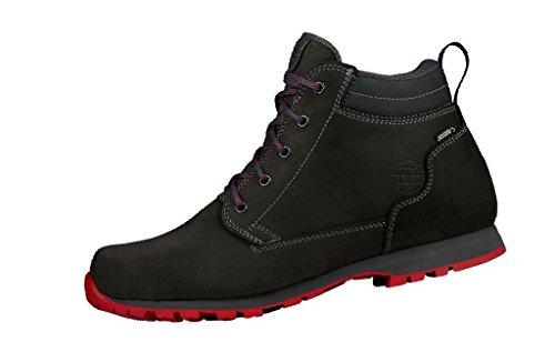 Hanwag Patoja Mid Gtx, Zapatos de High Rise Senderismo para Hombre gris oscuro