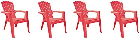 Red Kids Chair 4