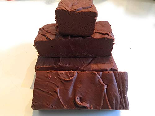 Uncle Butch's Plain Creamy Chocolate Fudge One Pound