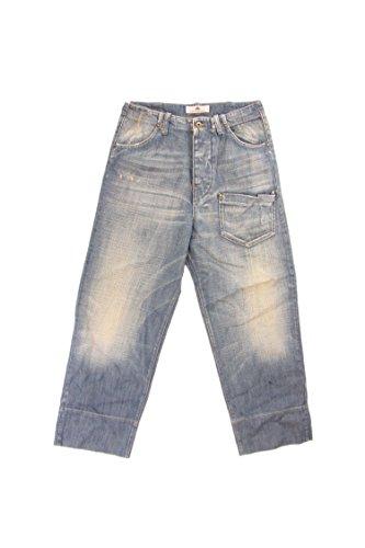 Fornarina David Denim BEF1543D Vintage Women Jeans 27