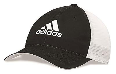 adidas Golf Mens Lightweight Climacool Flexfit Hat from adidas Golf