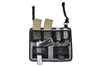 Lockdown Door Organizer Gun Safe