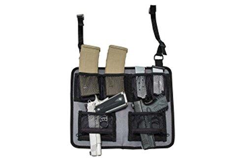 Lockdown Door Organizer Gun Safe, Medium