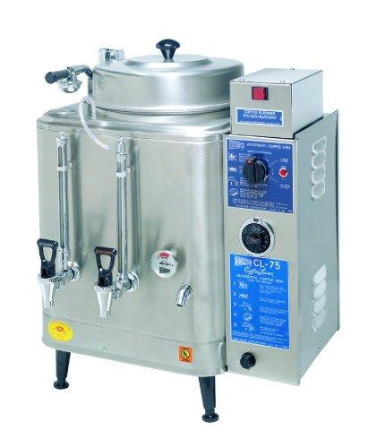 - Grindmaster-Cecilware CL75N Single Coffee Urn, 3-Gallon