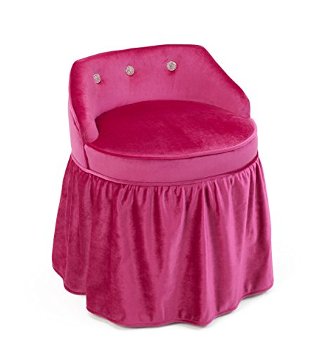 Penny Girl's Vanity Chair by Aspen Leaf Specialties