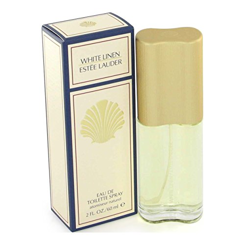White Linen Body Cream - White Linen By Estee Lauder For Women Eau De Toilette Spray, 2 Ounce